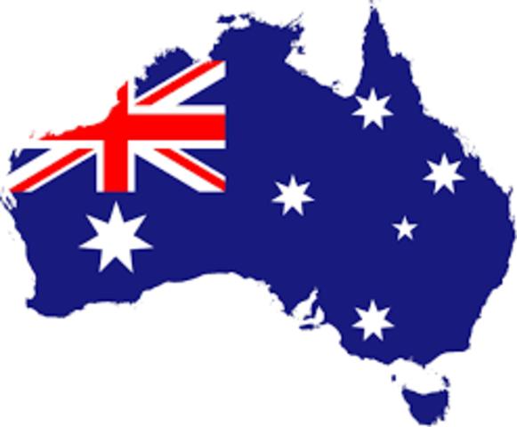 WWII Pacific - Australia