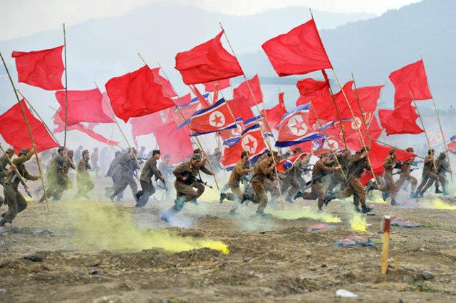 Korea - Invasion