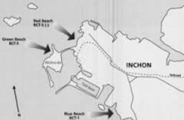 Korea - Inchon