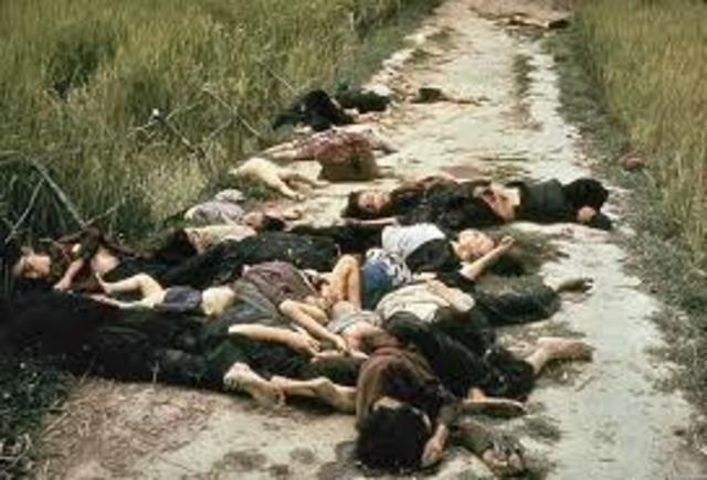 Vietnam - My Lai Massacre