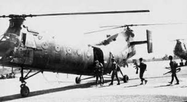 PreVietnam - Operation Chopper