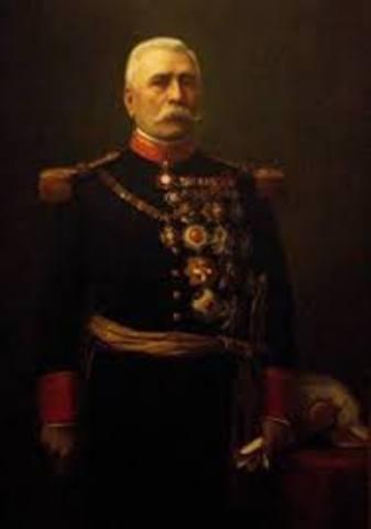 Porfiriato(1876-1910)