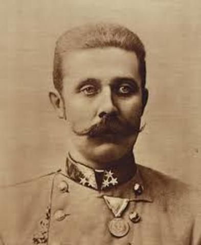 WWI - Ferdinand
