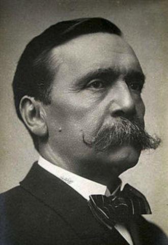 Carlos Pellegrini 1890-1892