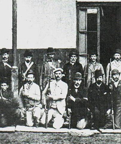 revolucion de los radicales 1893