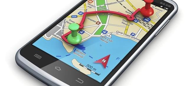 GPS en móviles