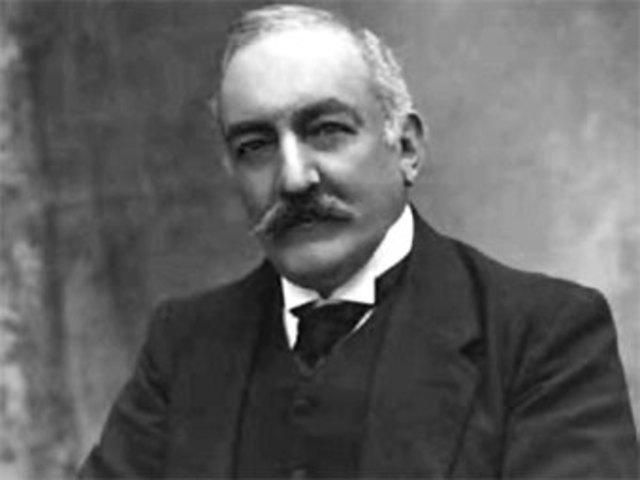 Roque Saenz Peña 1910-1914