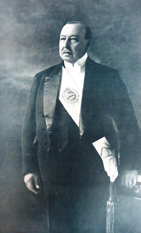 Victorino de la Plaza 1914-1916