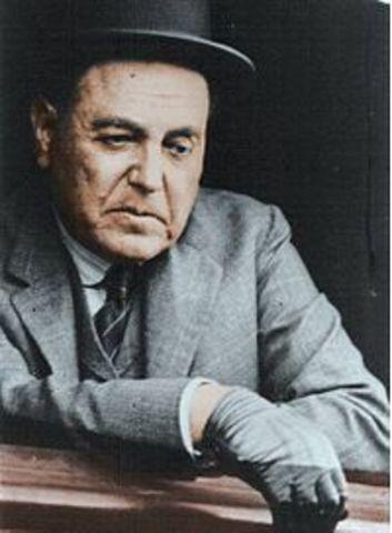 Hipolito Yrigoyen 1916-1930