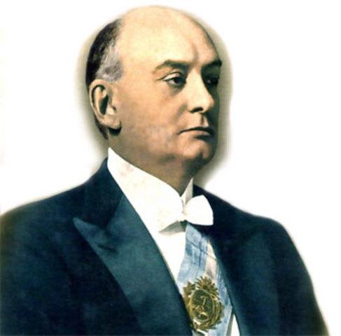 Marcelo .t de Alvear 1922