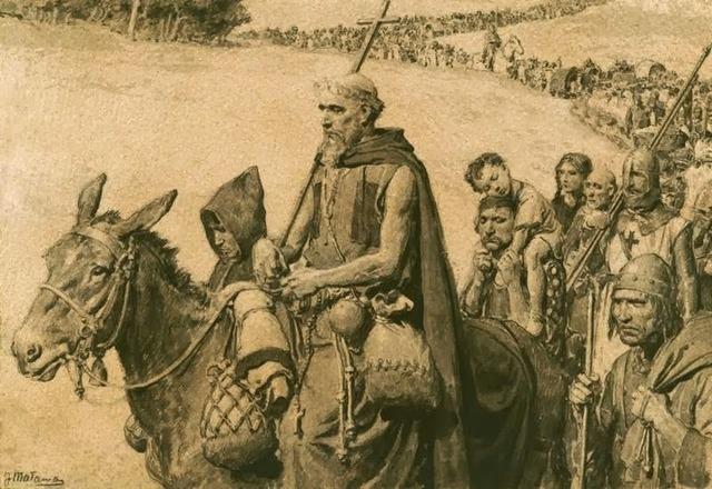 La cruzada de los campesinos