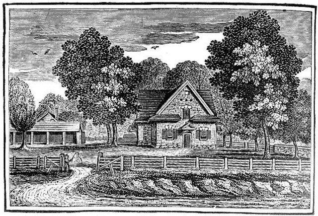 The first settlement