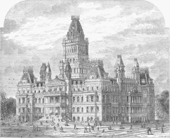Albany como Capital de NY
