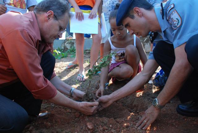 Inauguração da UPP Jardim Batam