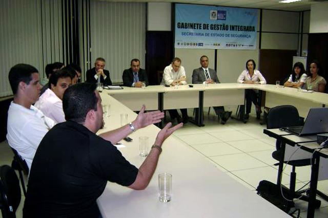 Encontro com blogueiros da Tijuca sobre planejamento da ocupação da região