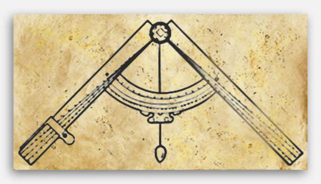 Galileo's Creation of Geometric/Military Compass