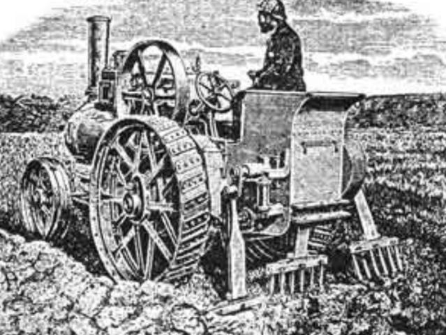 1. Dampfpflug in England