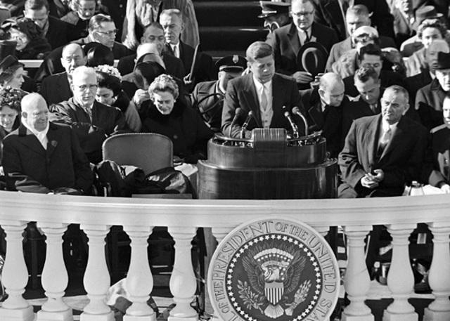 Kennedy Inauguration-Leading to Vietnam