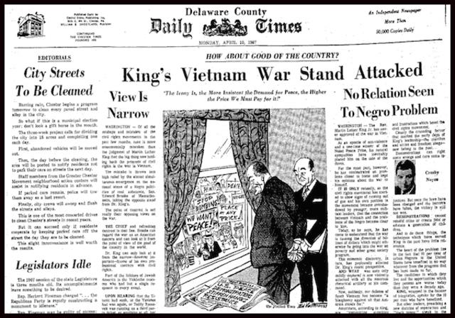 Beyond Vietnam-Martin Luther King Jr.-Vietnam