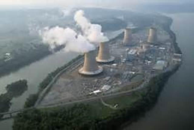Malfunction at Three Mile Island nuclear reactor in Pennsylvania causes near meltdown