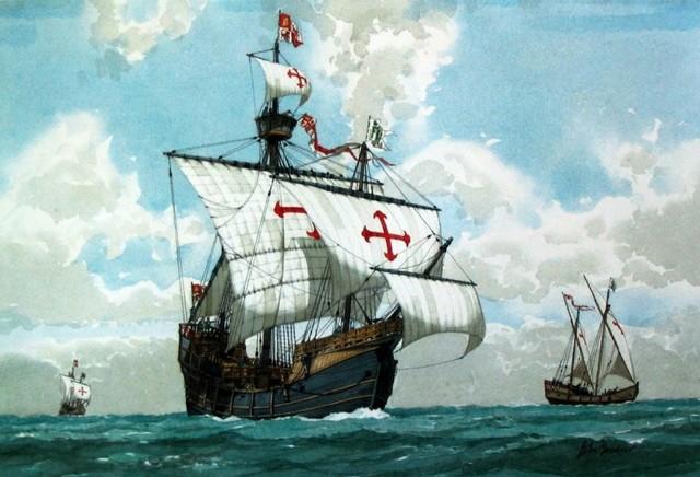 Crise Religiosa e as Grandes navegações