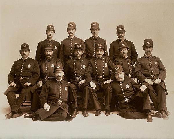 Policía del Estado de Nueva York