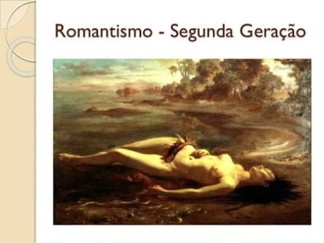 2ª Geração do romantismo