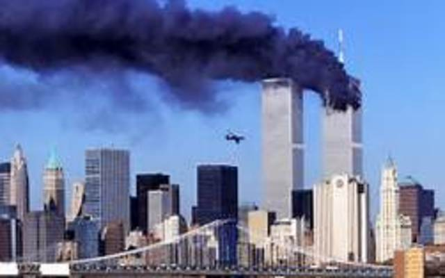 Terroist Attack on Twin Towers- killing 3,000 and total destruction