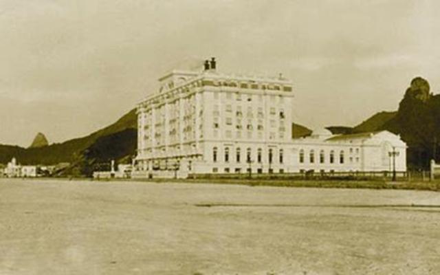 INAUGURAÇÃO DO COPACABANA PALACE, RIO DE JANEIRO