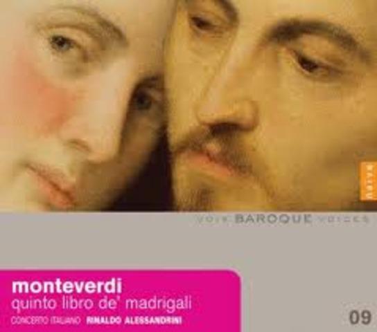 "Monterverdi's ""Fifth Book of Madrigals."""