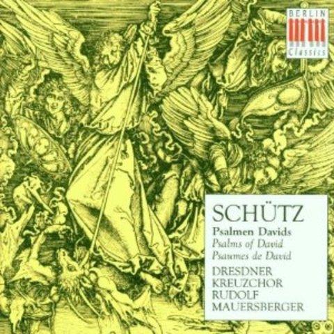 """Heinrich Schutz:""""Psalms"""""""