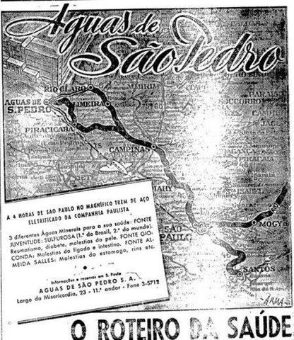 ESTÂNCIA DE ÁGUAS DE SÃO PEDRO, SÃO PAULO
