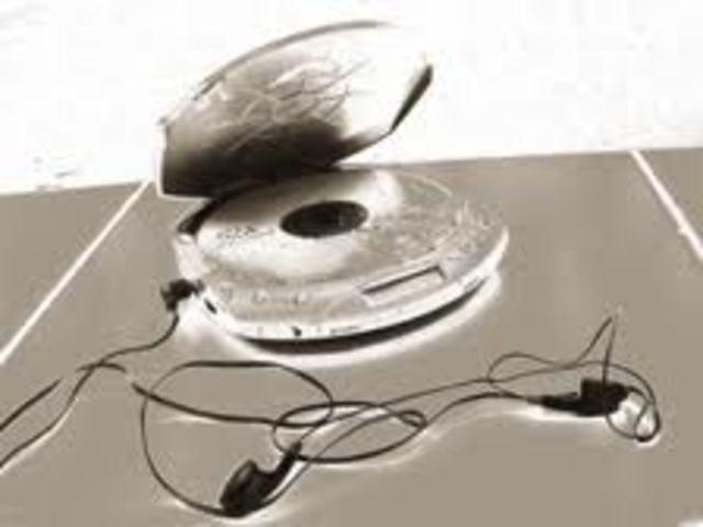 Lanzamiento del  primer cd de Sony y Philips