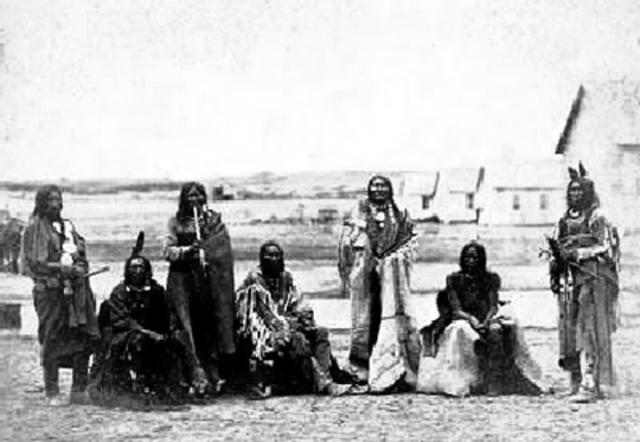 The Fort Laramie Treaty