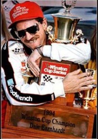 Dale Earnhardt Record