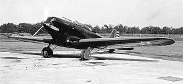 Lockheed YP-24