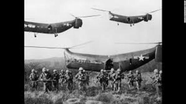 US goal in Korean war