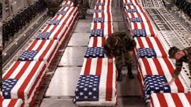U.S. Troops killed in Mogadishu