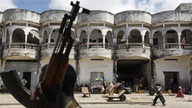 Civil War Starts-Somalia