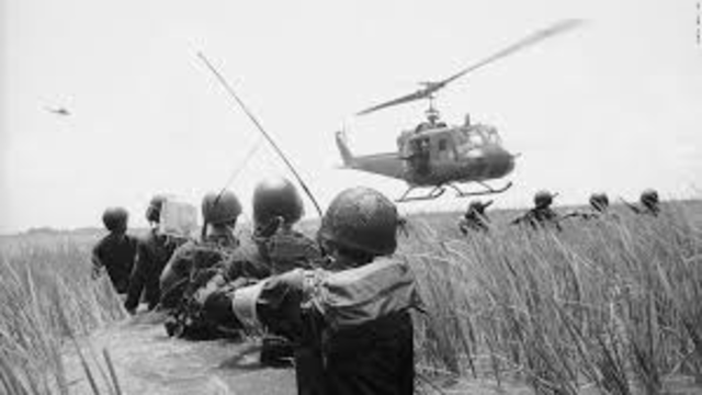 First U.S. Combat Death