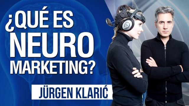 Nace el experto en Neuromarketing y conferencista Jürgen Klaric