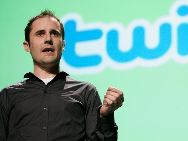 Evan Williams;  funda Blogger.com.