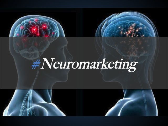 De Neurociencia pasa al nombre de Neuromarketing.