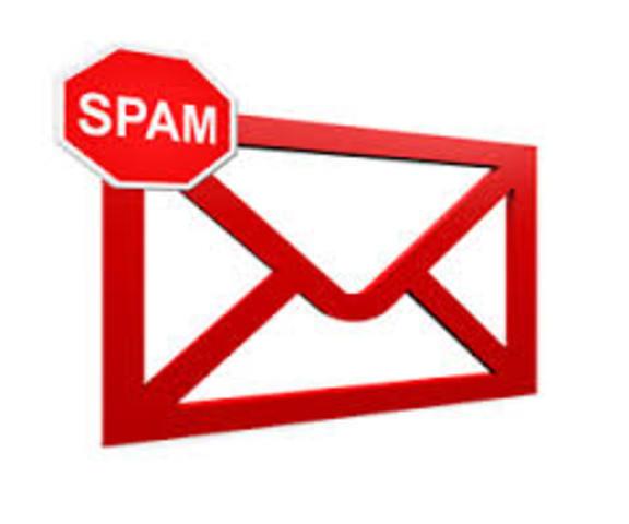 El 90% de los emails son spam