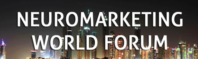 "Se realiza por primera vez el ""Neuromarketing World Forum"""