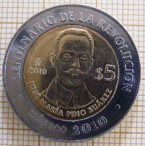 la moneda despues de la revolucion hasta nuestrps dias