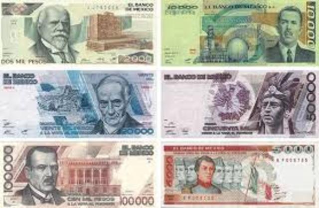 creacion de los nuevos pesos