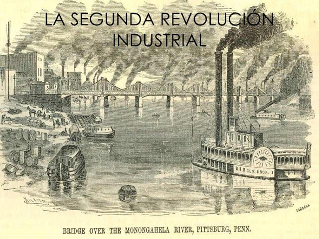 2º Revolucion Industrial