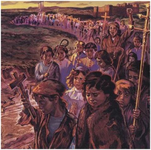 La cuarta cruzada: La cruzada de los niños