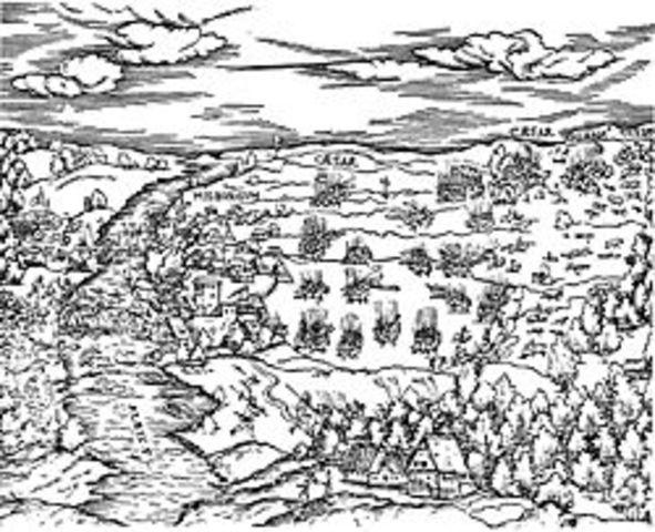 Batalla de Mülhberg